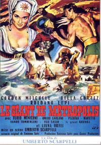 Le géant de Métropolis [1962]