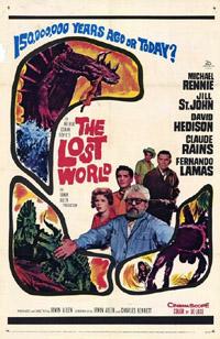 Le Monde perdu - Blu-ray