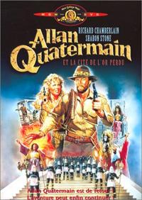 Allan Quatermain et la cité de l'or perdu [1988]