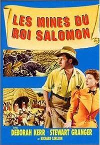Allan Quatermain : Les mines du roi Salomon [1950]