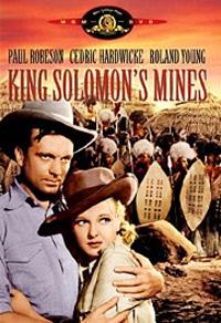 Allan Quatermain : Les mines du roi Salomon [1938]