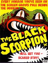 Le Scorpion Noir [1958]