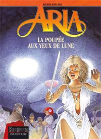 Aria : La poupée aux yeux de lune #29 [2007]