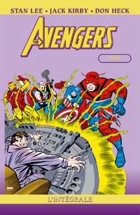 Avengers : l'intégrale 1965