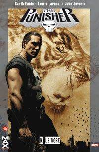 Punisher : Marvel Max : Le Tigre #6 [2007]