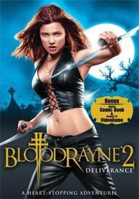 BloodRayne 2 : Deliverance [2008]