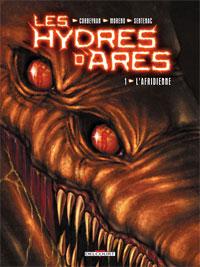 Les Hydres d'Arès : L'Afridienne #1 [2007]