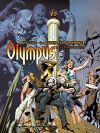 Olympus : Le Temple des Dieux [#2 - 2005]
