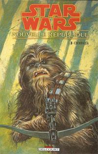 Star Wars Nouvelle République : Chewbacca #3 [2007]