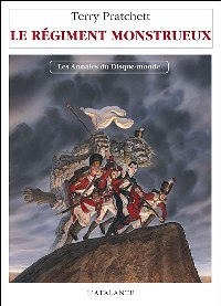 Les Annales du Disque-Monde : Le Régiment Monstrueux #29 [2007]