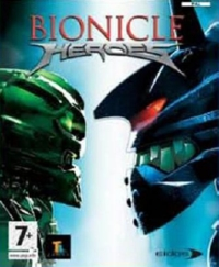 Bionicle Heroes - DS