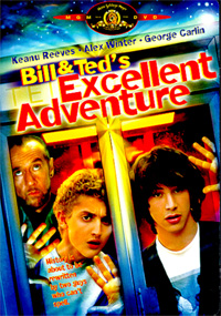 L'Excellente Aventure de Bill et Ted #1 [1989]