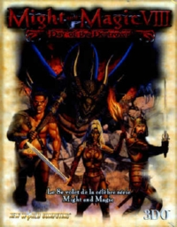 Might And Magic 8 : Day Of The Destroyer #8 [2000]