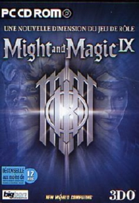 Might and Magic IX - PC
