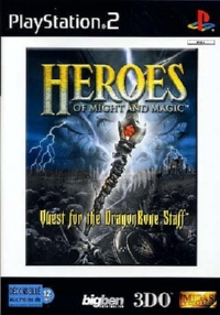 Heroes of Might and Magic: Quest for the DragonBone Staff [2001]