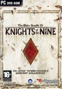 Oblivion : Knights of the Nine - PC