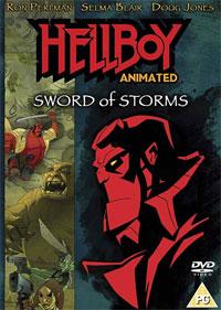 Hellboy : le sabre des tempetes [2008]