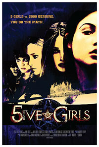 5ive Girls : Five Girls [2007]