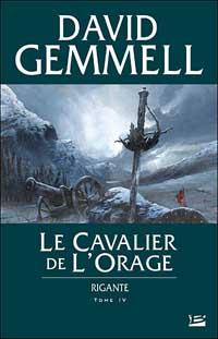 Rigante : Le Cavalier de l'Orage #4 [2007]