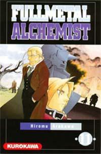 Fullmetal Alchemist [#11 - 2007]