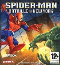 Spider-Man : Bataille Pour New York - DS