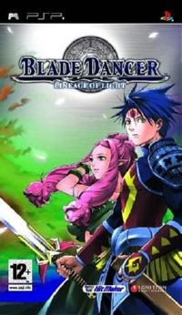 Blade Dancer : Lineage Of Light - PSP