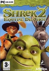 Shrek 2 : Equipe De Choc [2004]
