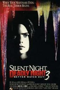 Douce nuit, Sanglante nuit : coma dépassé #3 [1991]