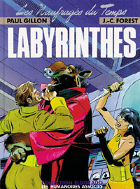 Les Naufragés du Temps : Labyrinthes [#3 - 1980]