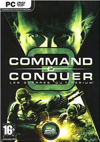 Saga du Tiberium : Command & Conquer 3 : Les Guerres du Tiberium #3 [2007]