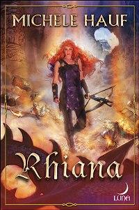 Les Changelins : Rhiana #3 [2007]