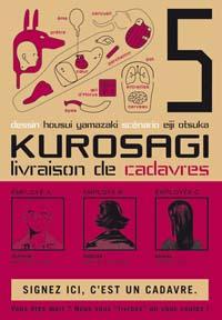 Kurosagi, livraison de cadavres