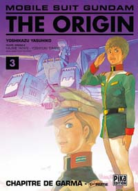 Mobile Suit Gundam : The Origin [#3 - 2007]