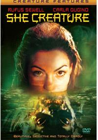 The She Creature : La Sirène Mutante [2002]