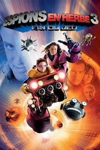 Mission 3D Spy kids 3 [2004]