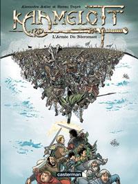 Légendes arthuriennes : Kaamelott : L'armée du nécromant #1 [2006]