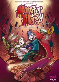 Monster Allergy : L'ancienne armurerie #15 [2007]