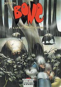 Bone : La Nuit des rats-garous #4 [1997]