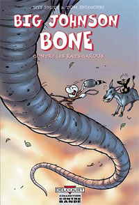 Big Johnson Bone contre les rats-garous