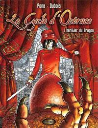 Le Cycle d'Ostruce : L'Héritier du Dragon #1 [2007]
