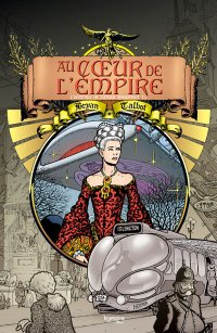 Les aventures de Luther Arkwright : Au coeur de l'Empire : L'Héritage de Luther Arkwright #1 [2007]