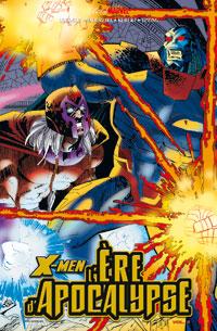 X-Men : Best of Marvel : L'Ere d'Apocalypse, Tome 4 [2007]
