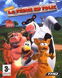 La ferme en folie - GAMECUBE