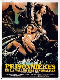 Cannibal Ferox : Prisonnières de la vallée des dinosaures [1986]