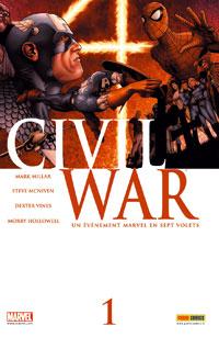 Marvel : Civil War [2007]