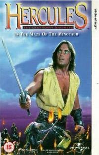 Hercule / Ursus : Hercule et le labyrinthe du Minotaure [1996]