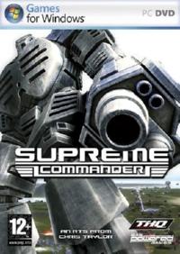 Supreme Commander [#1 - 2007]