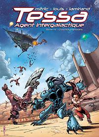 Tessa, Agent Intergalactique : Cosmolympiades #4 [2007]