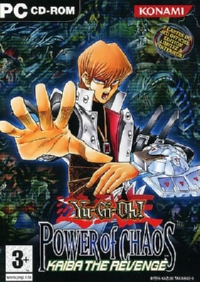 Yu-Gi-Oh! Power of Chaos: Kaiba the Revenge [2004]