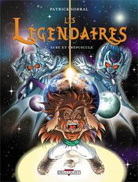 Les Légendaires : Aube et Crépuscule [#7 - 2007]